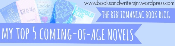 COMING OF AGE NOVELS3
