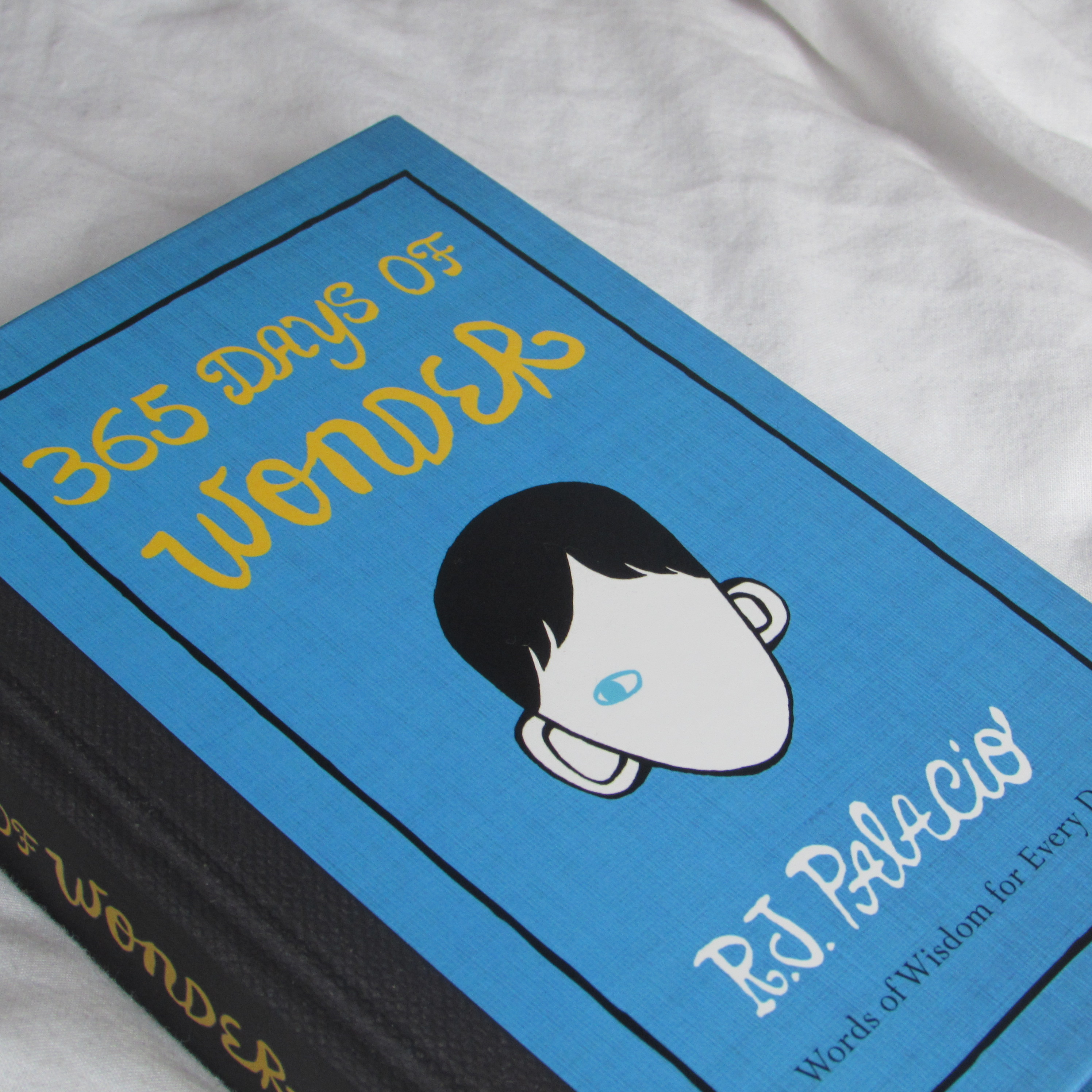 Wonder | the bibliomaniac book blog