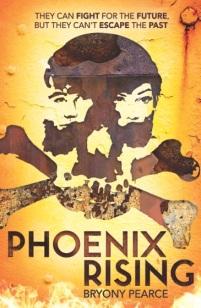 Phoenix Rising Cover - Final