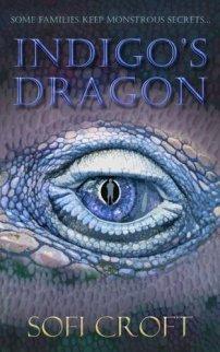 Indigo's Dragon Cover